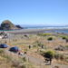 Acceso y mejoras en Nueva playa en la Sexta región